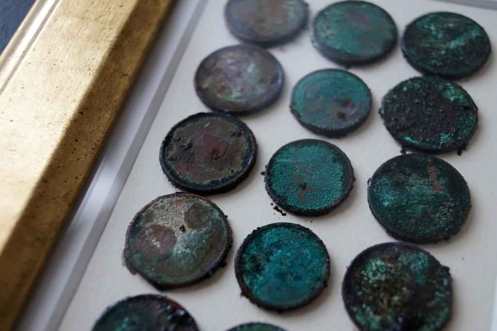 Münzen DIY