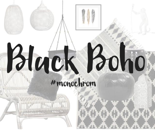 black-boho-banner
