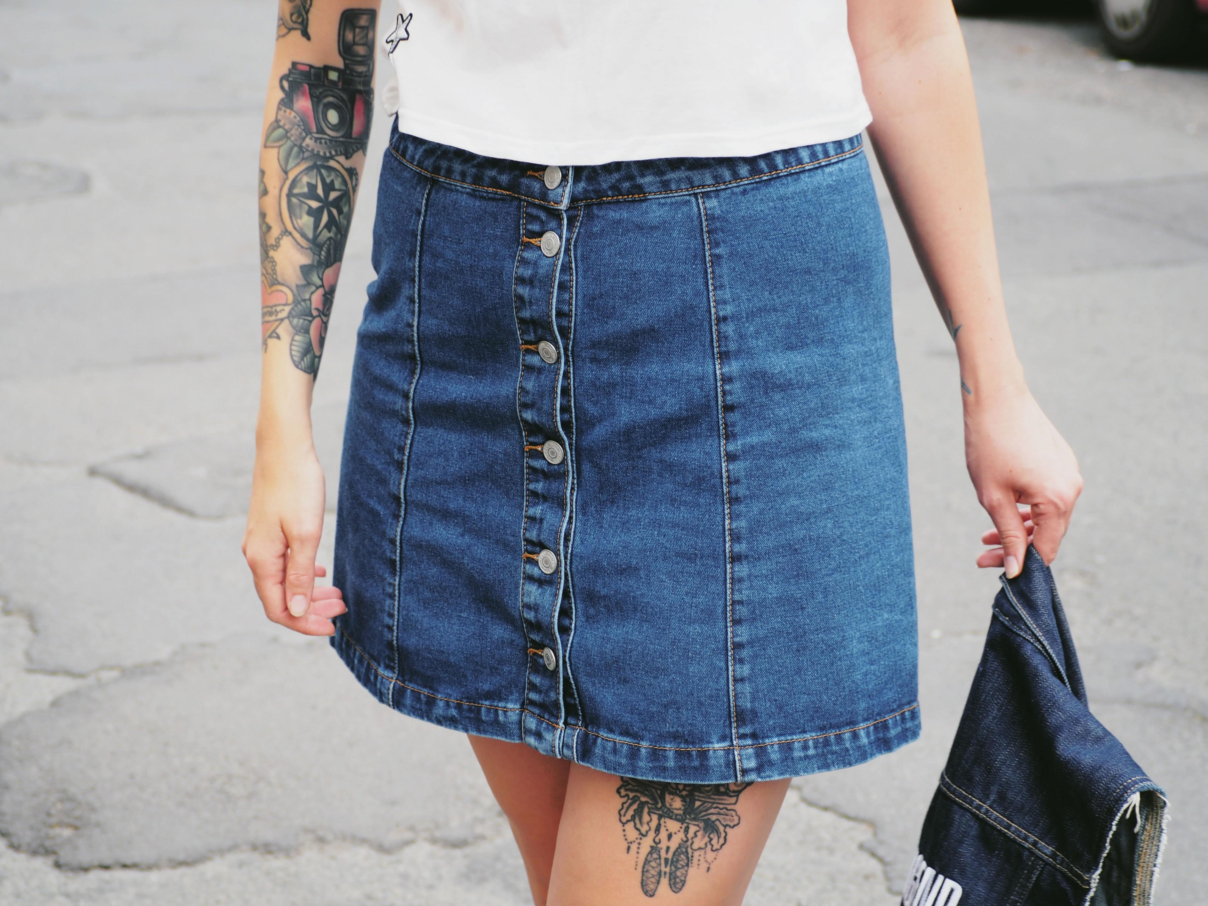 denim-skirt-style-1