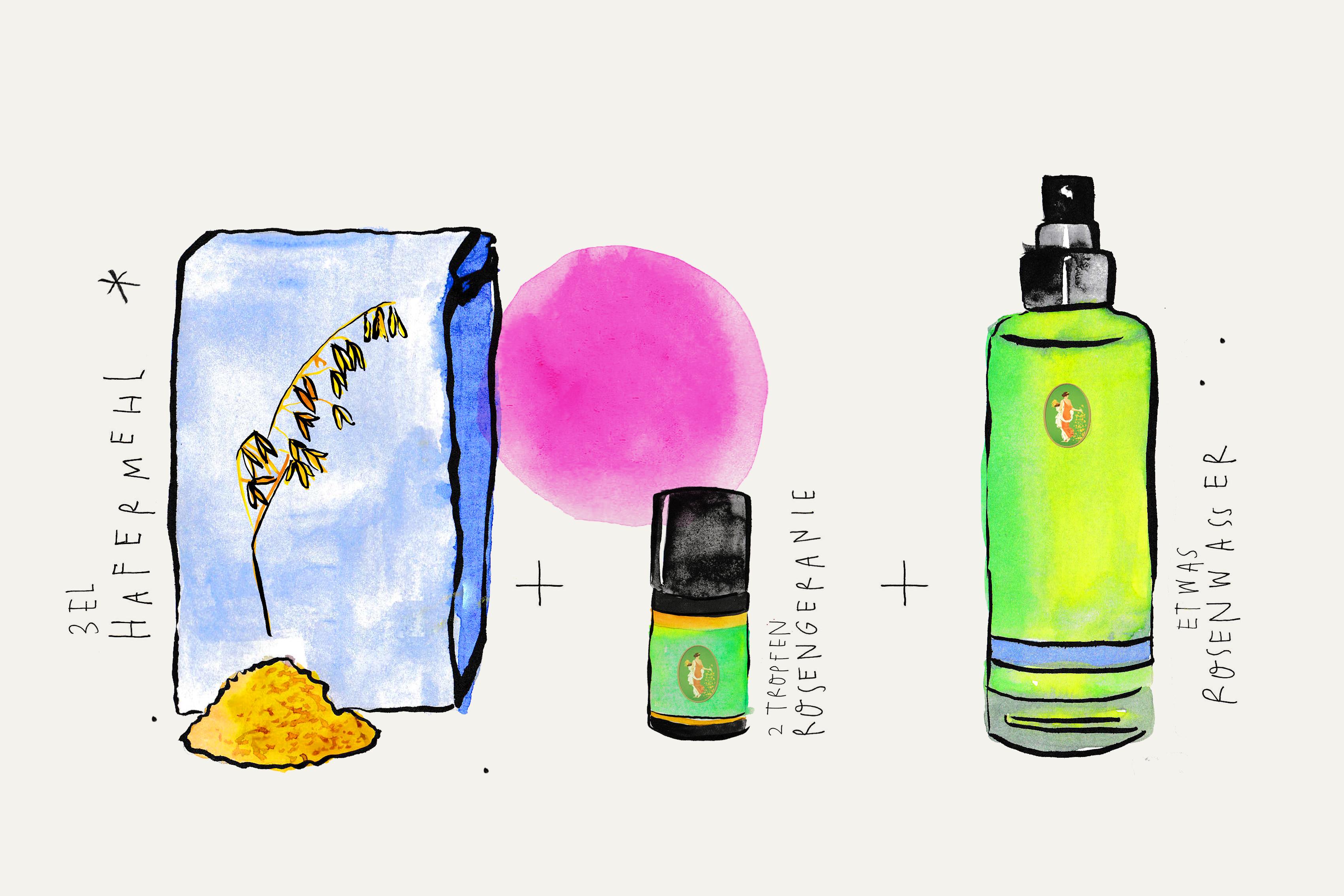 gesichtsmaske-diy-rezept-naturkosmetik-aetherisches-oel-primavera