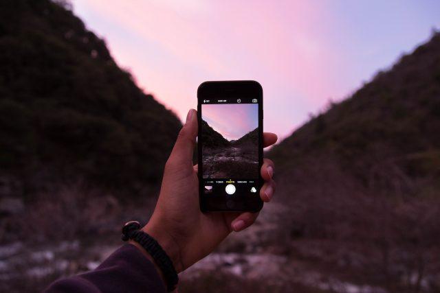 mobile-bildbearbeitung
