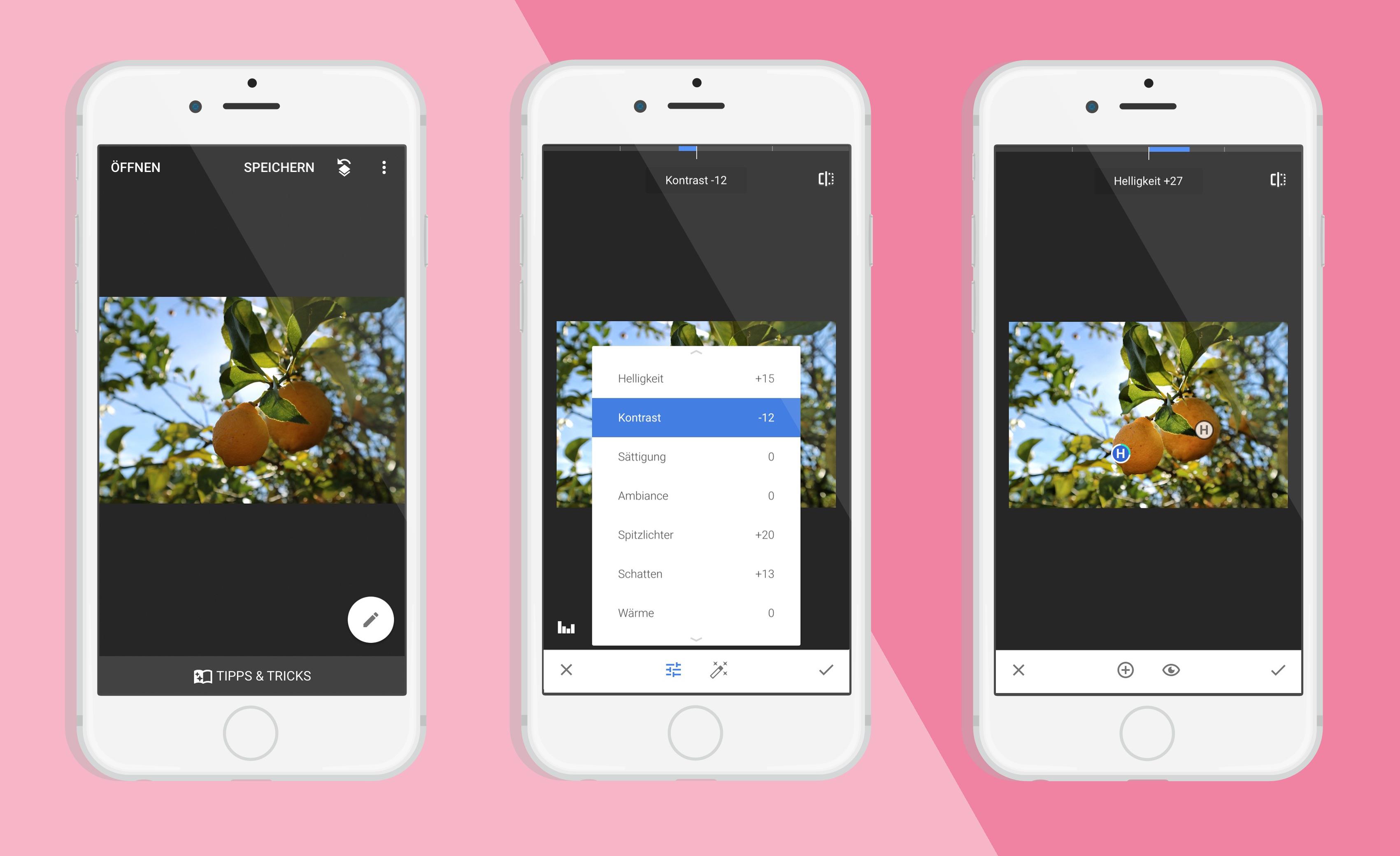 app-bildbear-partiell-aufhellen-snapseed