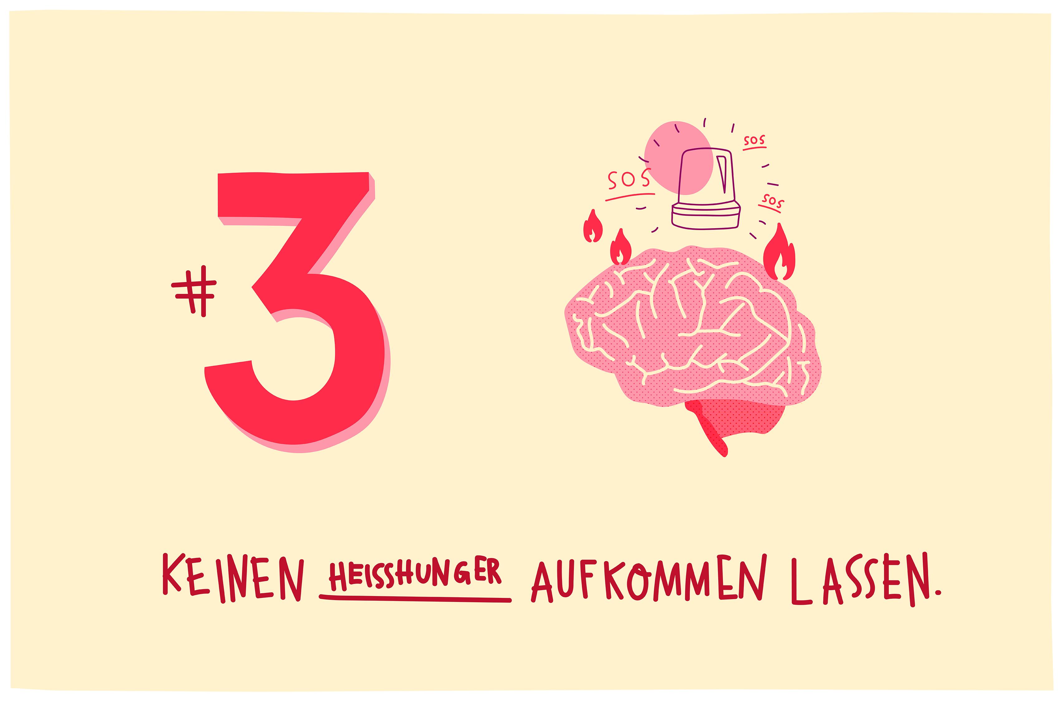 Zuckerfrei_leben_Illustration_Gehirn_Heisshunger_Clean_Eating