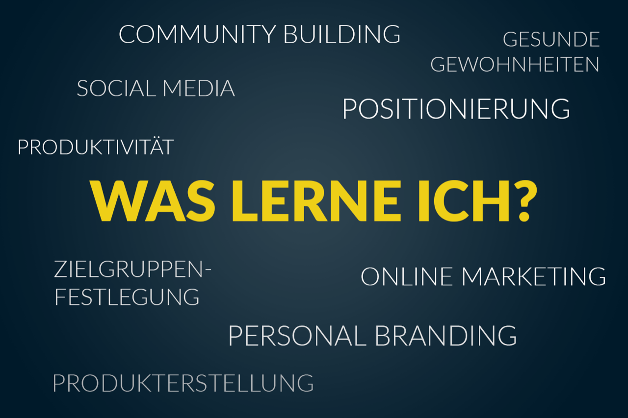 awesome-people-talentschmiede-learnings
