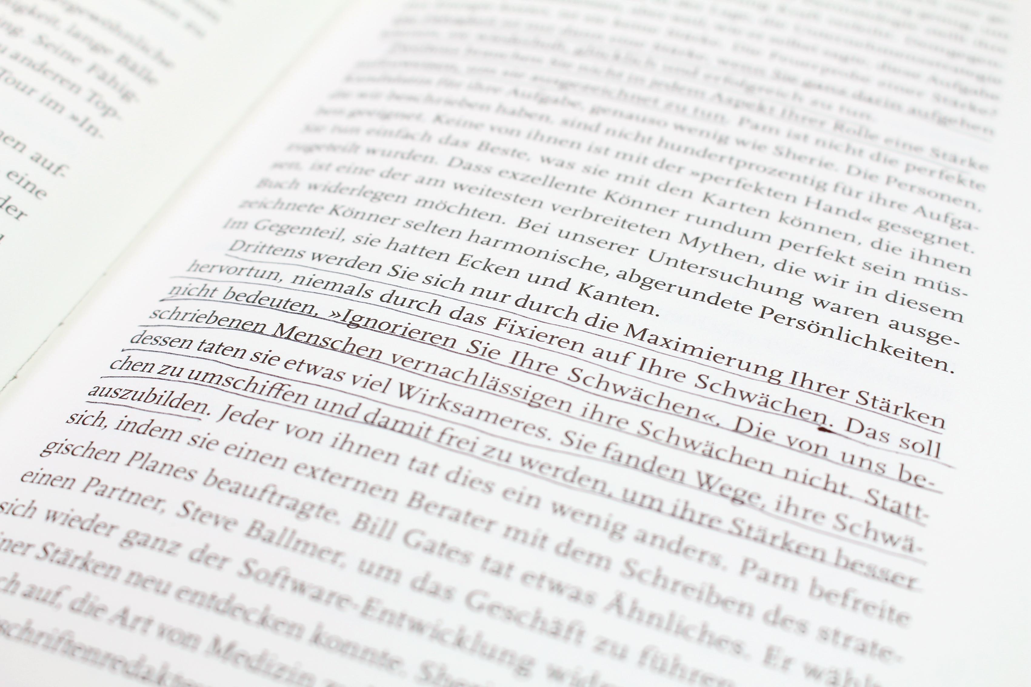 Marcus-Buckingham-Entdecken-Sie-Ihre-Stärken-jetzt-Buch-review