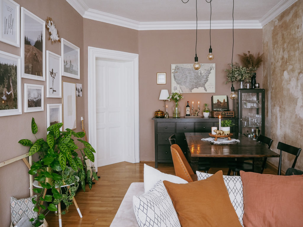 Interior stylen mit Farbe: Boho, Earthtones, Terrakotta ...