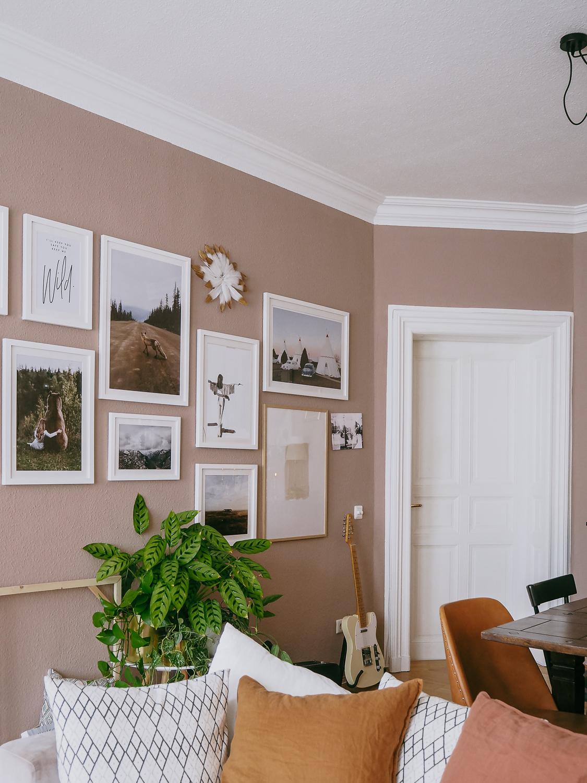 Interior Stylen Mit Farbe Boho Earthtones Terrakotta New Moon Club