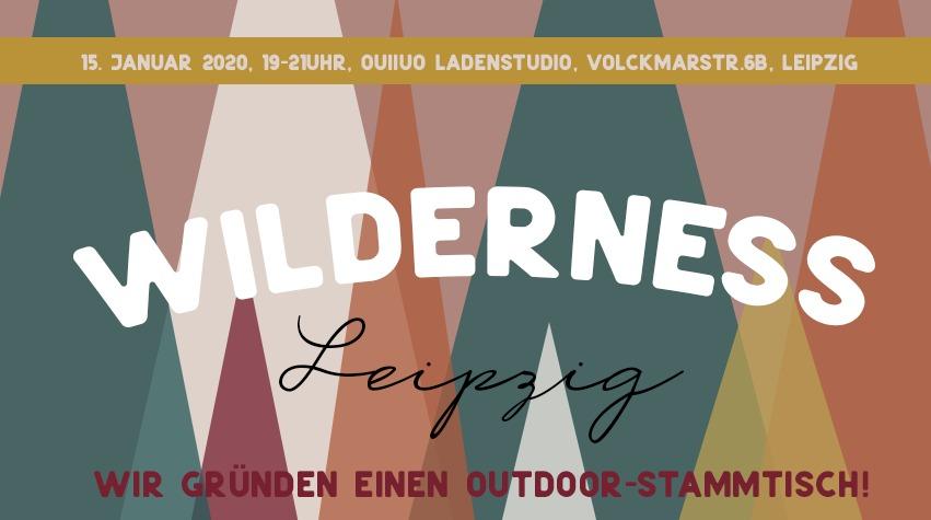 Wilderness Leipzig Grafik und Banner