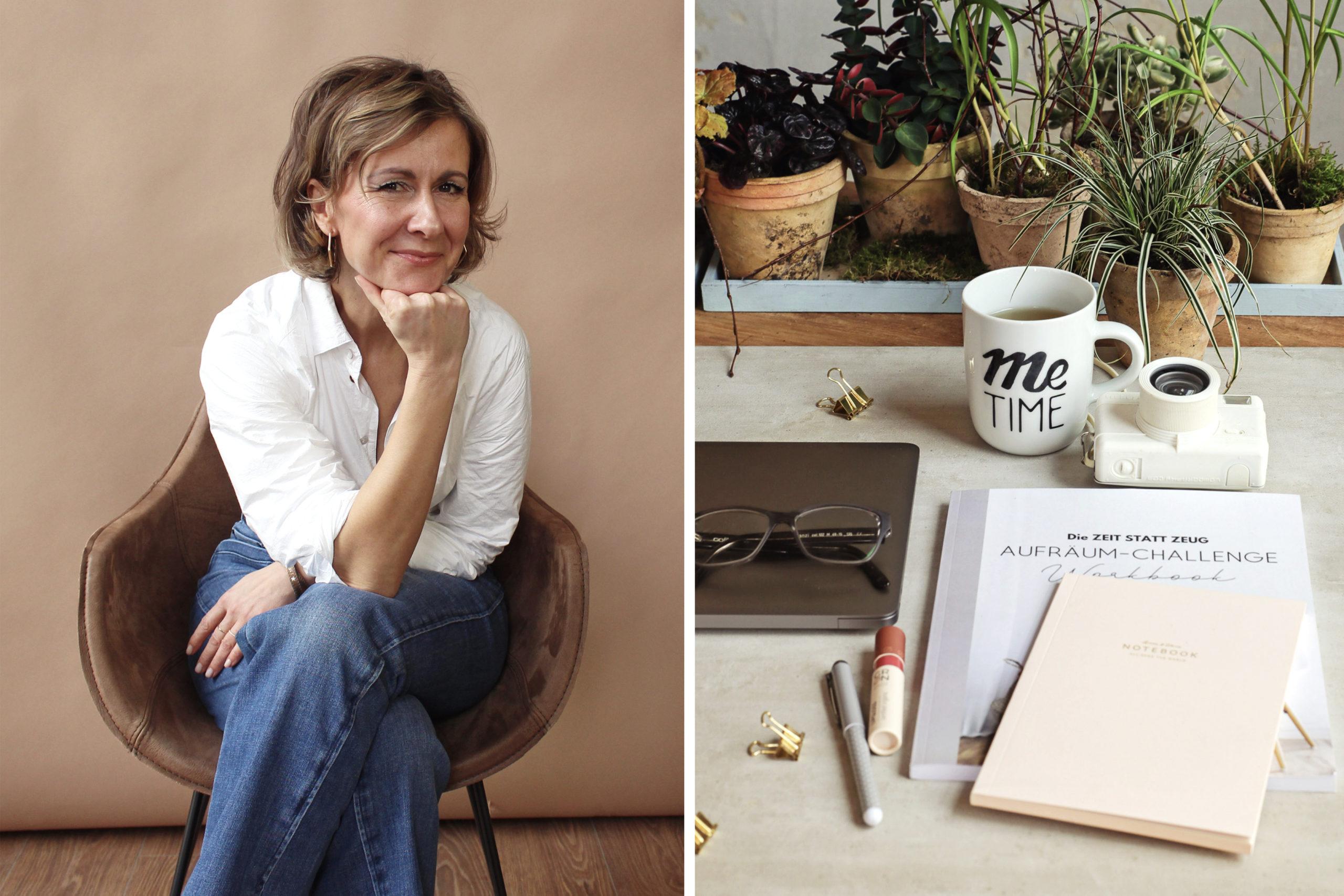 Anja von schönes + leben für die Mindful Springtime