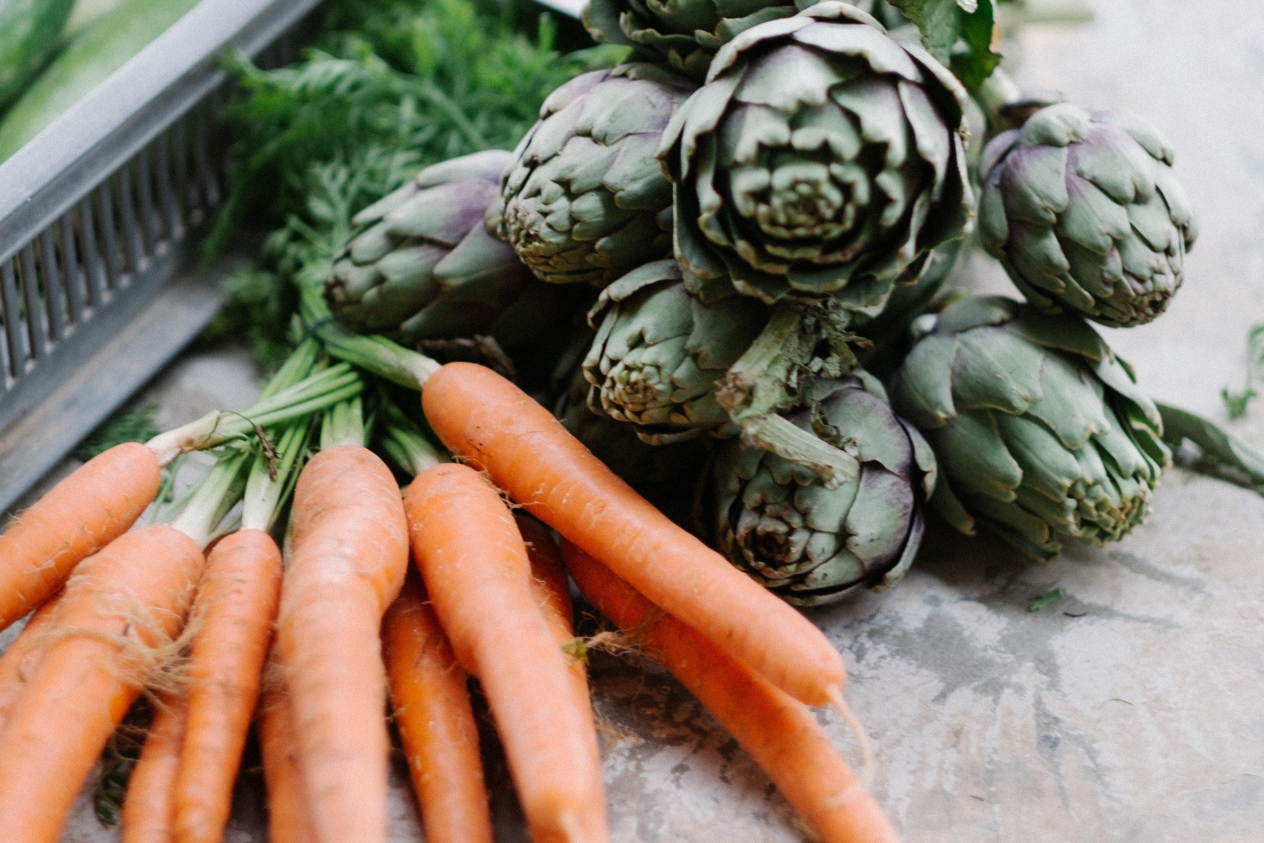 Lebensmitteleinkauf mit Plan für mehr Nachhaltigkeit im Alltag