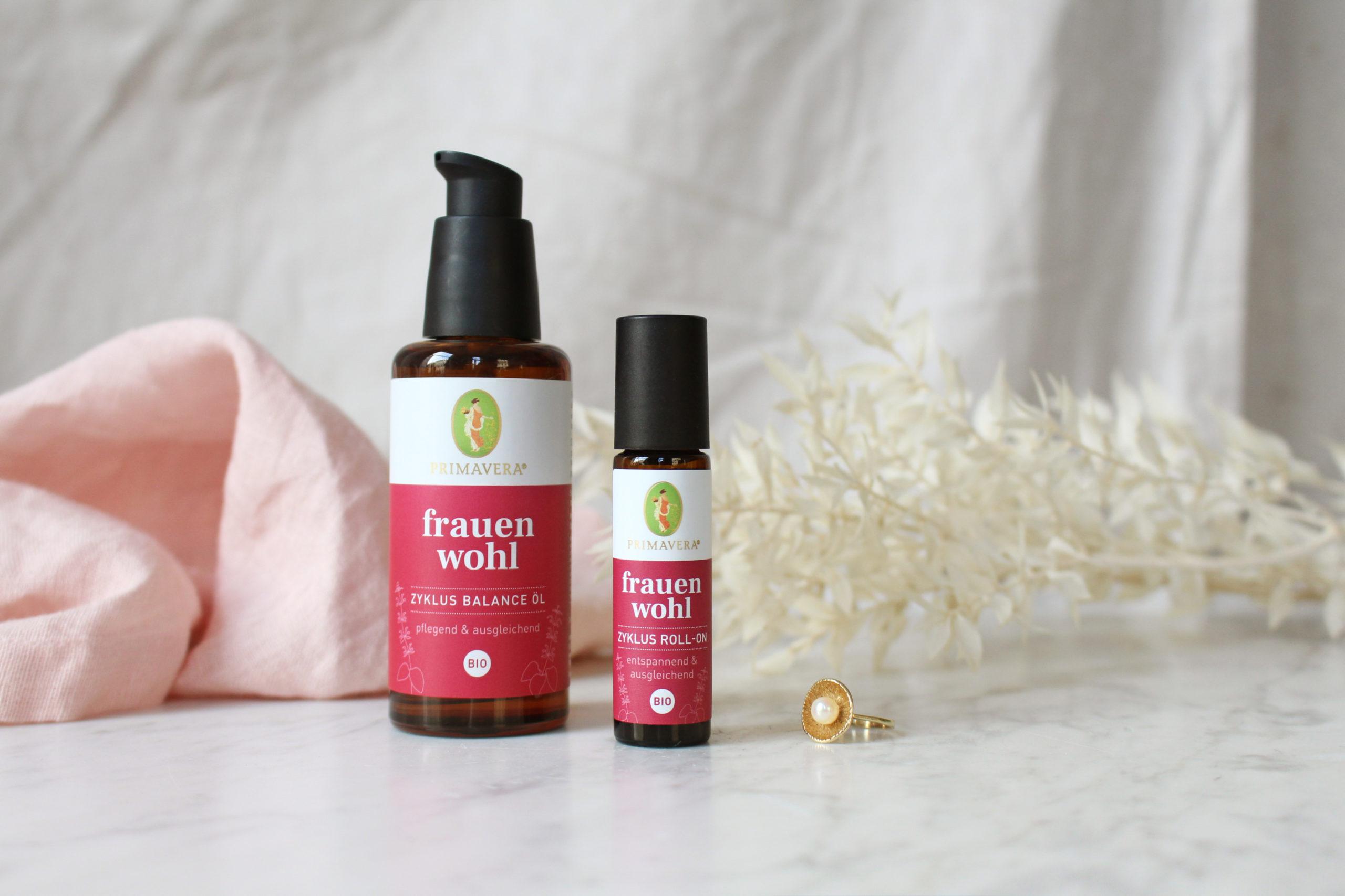 Frauenwohl - Aromatherapie für den weiblichen Rhythmus